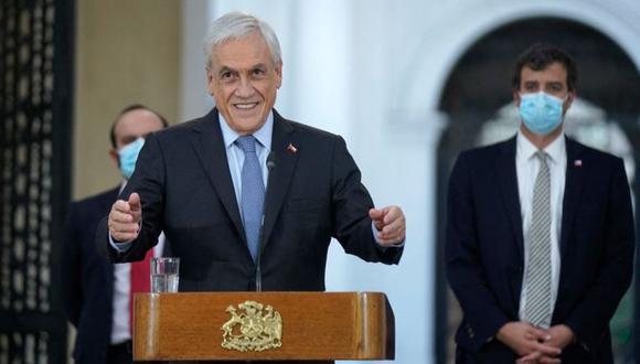 El presidente de Chile, Sebastián Piñera. (Getty Images).