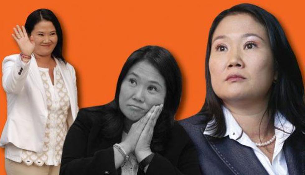 Keiko Fujimori es investigada por el presunto delito de lavado de activos. (Perú21)