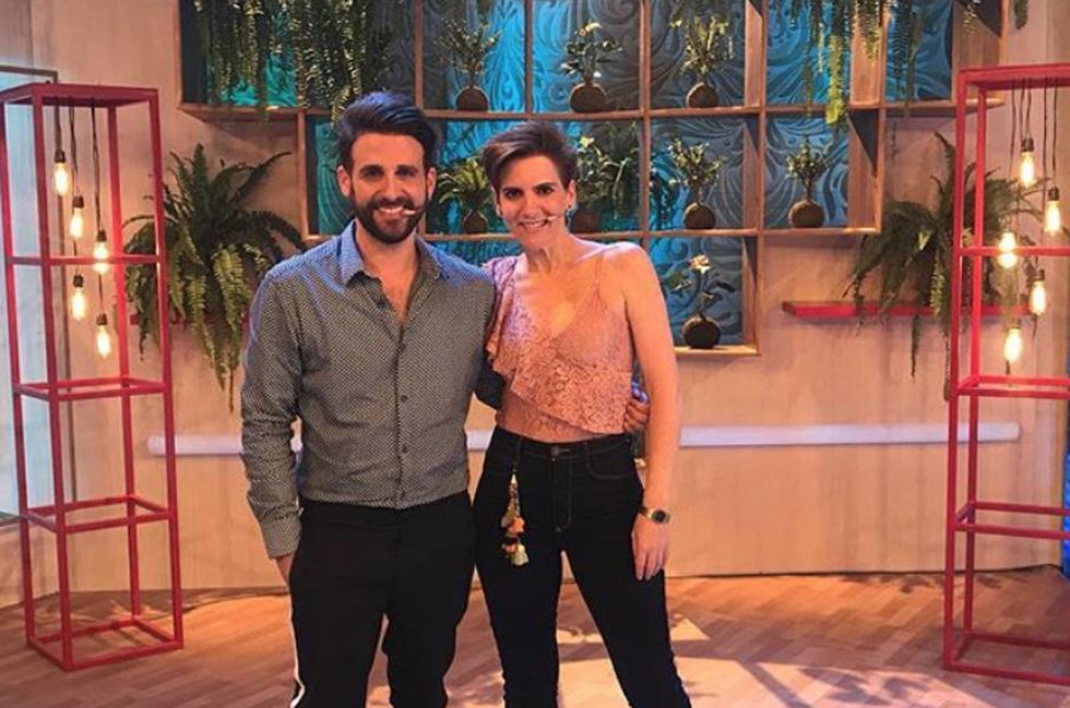 El conductor tiene un programa en Latina junto a su amiga 'Gigi' Mitre. (Instagram Rodrigo González)
