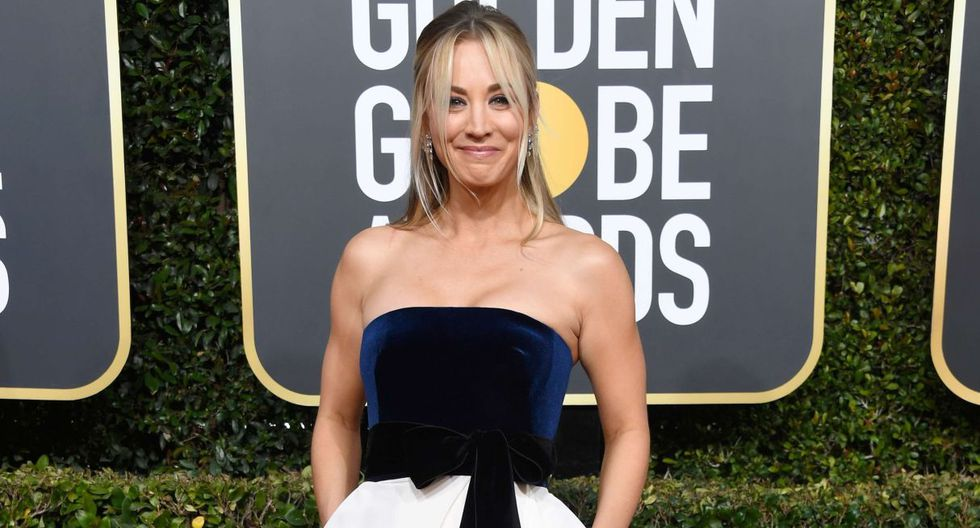 "Kaley Cuoco reveló que no se comunica con sus compañeros de ""The Big Bang Theory"" tras el final de la serie. (Foto: AFP)"