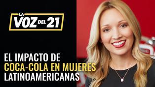 Ángela Zuluaga: El impacto de Coca-Cola en 66 mil mujeres latinoamericanas