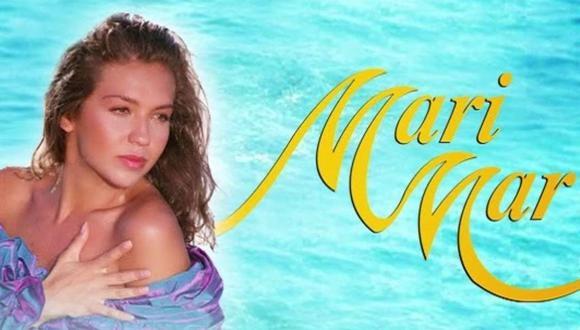 """""""Marimar"""" es considerada la producción de mayor repercusión internacional en la historia de la televisión mexicana (Foto: Televisa)"""