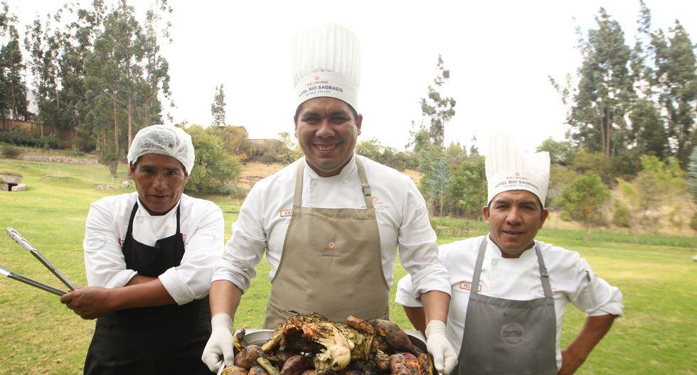 La pachamanca se caracteriza por ser un plato bastante contundente. (Foto: Alessandro Currarino / GEC)