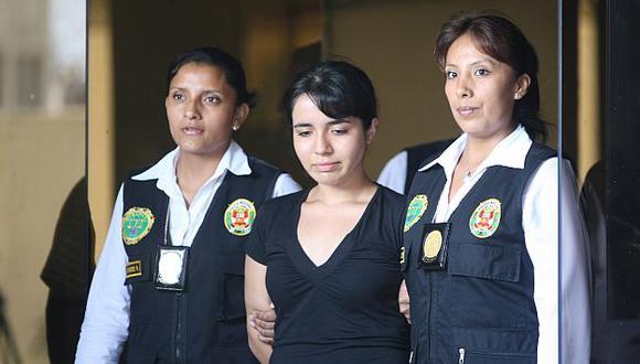 Ministerio Público ha pedido 30 años de prisión para Elita y sus cómplices. (USI)