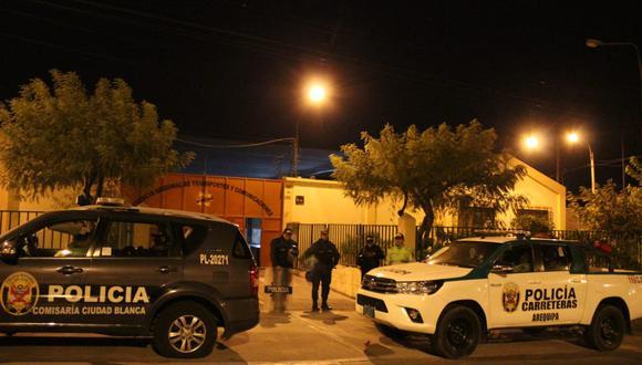 Fiscalía capturó a integrantes de la organización criminal 'Los Correcaminos del Sur' (Miguel Idme).