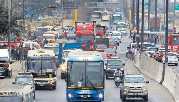 La ATU tiene el mandato legal de ordenar el transporte público a través de un Sistema Integrado de Transporte. (Foto: GEC)