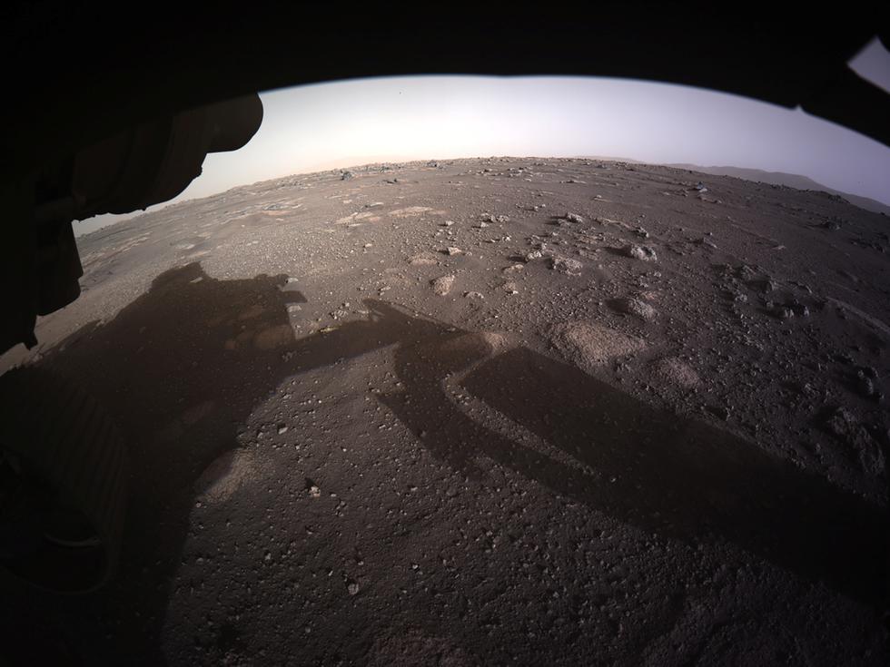 Nerdgasmo: Las primeras imágenes del Perseverance son impresionantes pero lo mejor es su toque peruano. (NASA)