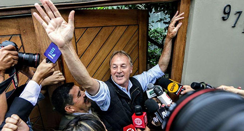Jorge Muñoz es el virtual alcalde de Lima, según la ONPE al 93,73% de las actas contabilizadas. (Foto: Agencia Andina)