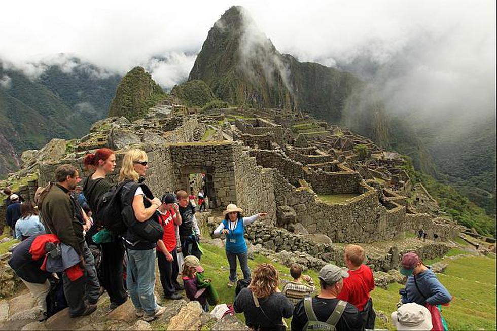 El gobierno apunta a atraer a 5.6 millones de turistas internacionales hacia elaño del Bicentenario. (Foto: GEC)