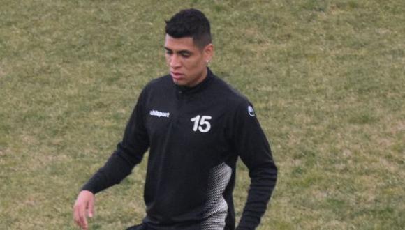 Hurtado era jugador del Lokomotiv Plovdiv búlgaro desde febrero de este año. (Foto: Lokomotiv Plovdiv)