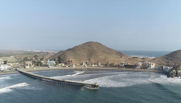 Marina de Guerra se pronunció sobre oleajes anómalos en Cerro Azul. (Foto: Facebook Municipalidad de Cerro Azul)