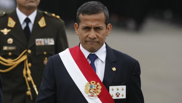 SIGUEN LAS INTERROGANTES. Sus explicaciones no dejaron satisfechos a políticos de la oposición ni a los analistas. (M. Zapata)