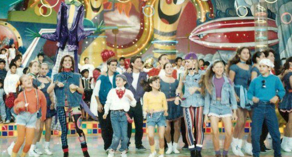Los niños que asistían al programa eran conocidos como 'nubecinos', mientras que los 'nubetores', eran quienes lo veían a través de la televisión. (Foto: Facebook/Nubeluz)