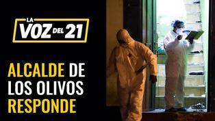 Felipe Castillo responde por tragedia en Los Olivos
