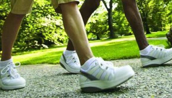 EJERCICIO SENCILLO. Camine y queme calorías. (USI)