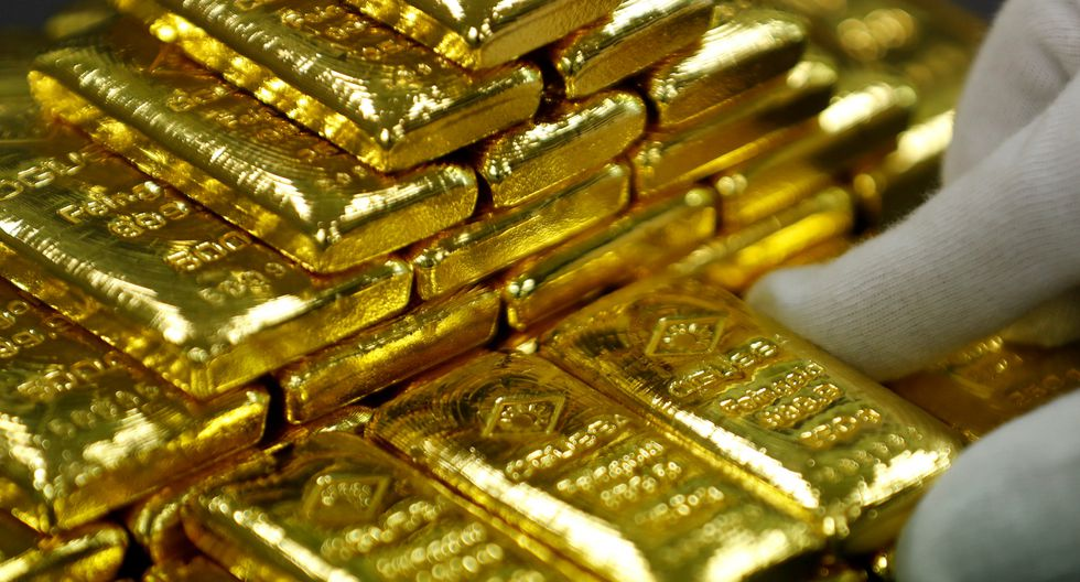 El oro al contado subía un 0.25%. (Foto: Reuters)