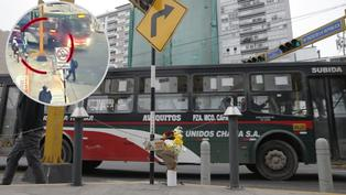 Miraflores: cámara de seguridad muestra atropello a joven en scooter eléctrico