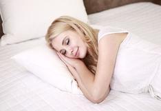 ¿Tienes problemas para dormir? Sigue estos consejos y lo harás profundamente