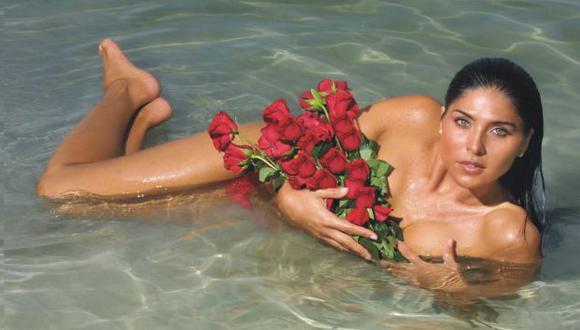 La actriz argentina Lorena Meritano reveló que disfruta del sexo anal. (Internet)
