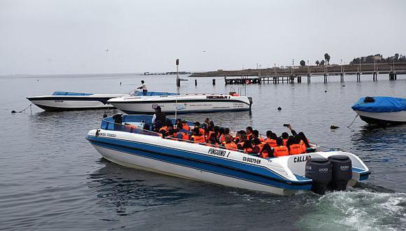 Paracas recibirá una cuota elevada de turistas al final de julio. (Foto: GEC)
