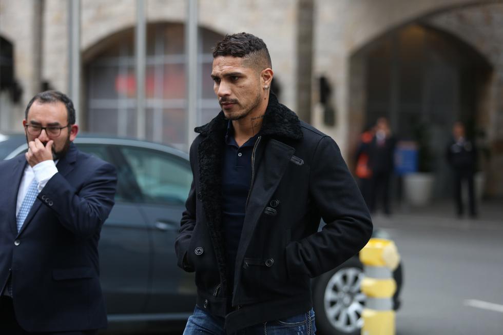 Extrabajor del Swissotel revela que omitió información en el caso Paolo Guerrero  Swissotel. (GEC)