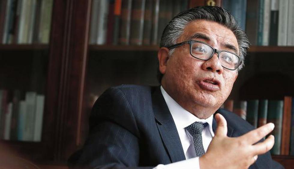 """""""Hemos aceptado que se dicte este impedimento de salida por 18 meses a pesar de que, según la ley, el impedimento solo está previsto para procesos penales, no para las etapas procesales"""", destacó Nakazaki. (USI)"""