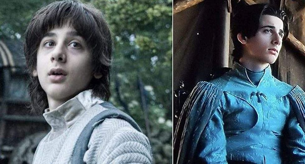 En este último capítulo de Game of Thrones trajo de vuelta al actor Lino Facioli, quien interpretó a Lord Robin Arryn y ha cambiado totalmente. (Foto: HBO)