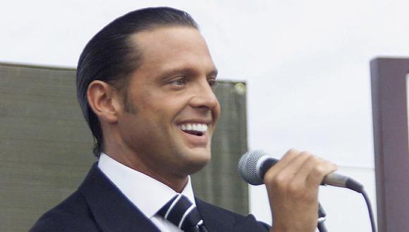 Al Sol de México no le gustaba hablar de su vida privada, por eso cuando se supo de la biopic, muchos se sorprendieron. (Foto: AFP)