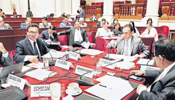 La Comisión de Fiscalización podrá levantar el secreto bancario y de comunicaciones a los nuevos investigados. (Congreso)