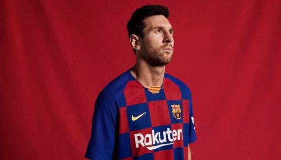 La Federación de Croacia 'vacila' a Barcelona por la nueva camiseta. (Foto: @FCBarcelona_es)