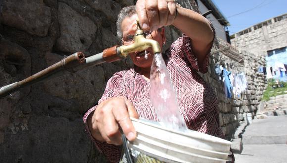 Sedapal cortará el suministro de agua en 20 distritos de Lima entre el viernes 5 y el domingo 7 de julio. (Foto: GEC)