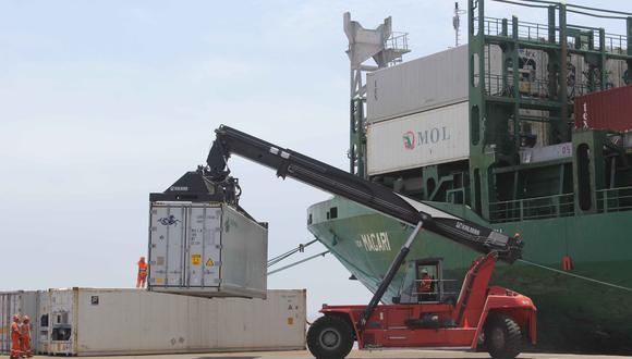 Aún no se observa un impacto en las exportaciones nacionales, pero de haberlo, recién podría registrarse hacia fines del primer trimestre.