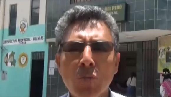 Las denuncias fueron presentadas en la Fiscalía de Caraz, que inició las investigaciones preliminares correspondientes. (América Noticias)