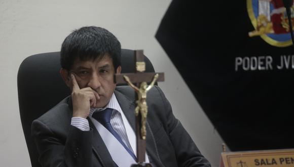 Richard Concepción Carhuancho será investigado por presunto abuso de autoridad. (Foto: GEC)