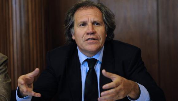 APOYO. La candidatura uruguaya del canciller Almagro va sumando el apoyo de los países americanos. (AFP)