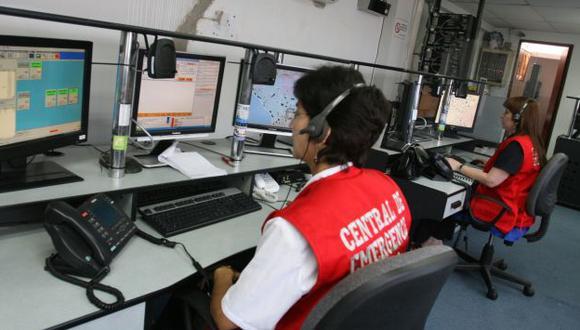 Hasta un millón de llamadas falsas reciben los servicios de emergencia. (USI)