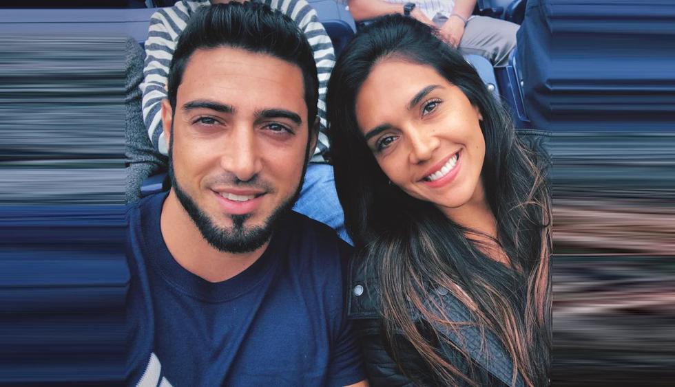 Vania Bludau y Frank Dello Russo acaban de regresar a Miami, tras pasar unas románticas vacaciones por Europa. (Foto: @frankdellorusso)