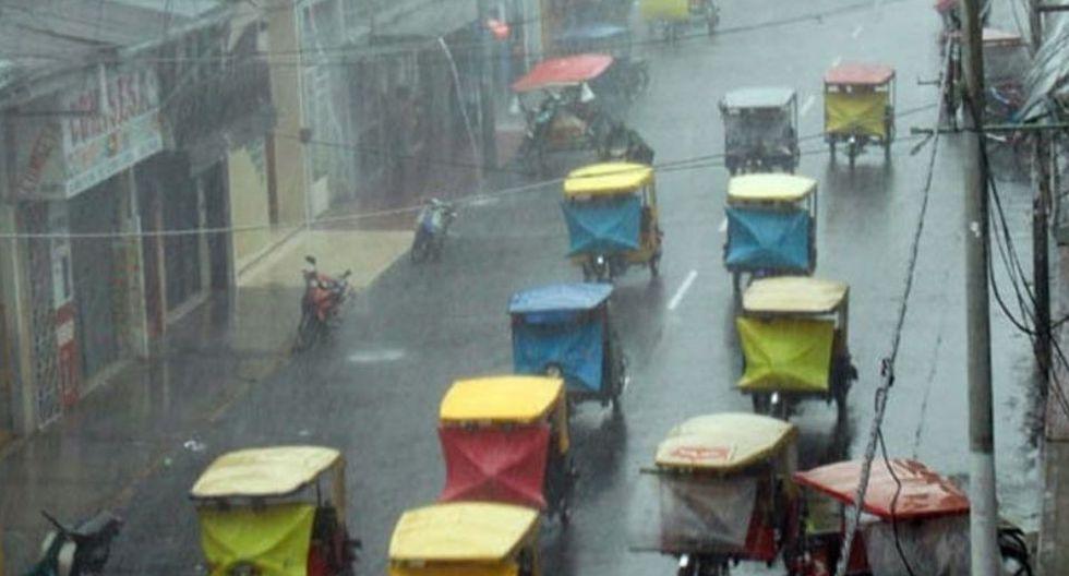 Durante la vigencia del aviso se prevé el descenso de la temperatura diurna. El periodo de vigencia será por 48 horas. (Foto: Senamhi)