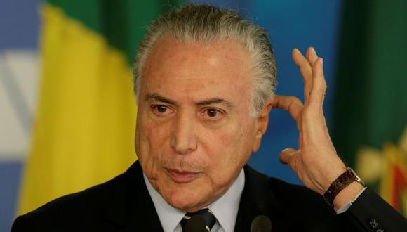El indulto es una prerrogativa prevista en la Carta Magna de Brasil y exclusiva del presidente. (Foto: Reuters)