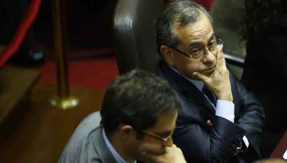 Jaime Saavedra iría al Congreso. (Luis Centurión)