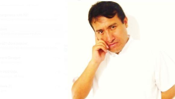 El doctor  Roger Vilcapoma Escurra superó el coronavirus en el hospital de Villa El Salvador.