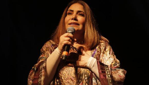 El cáncer no detiene a la cantante Tania Libertad. (Créditos: Piko Tamashiro)