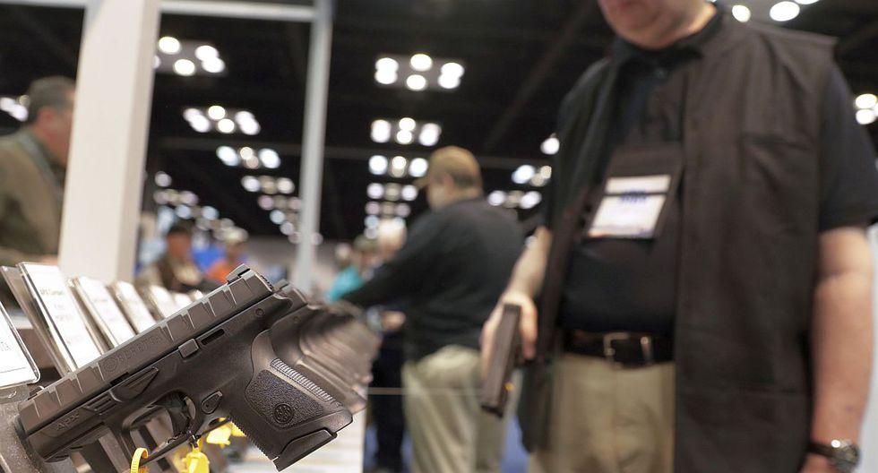 El volumen de negocio de los 100 principales productores de armas del mundo está en pleno crecimiento gracias a la vitalidad del sector en Estados Unidos. (Foto: AFP)