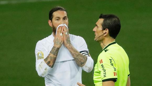 Sergio Ramos tiene contrato con el Real Madrid hasta junio de 2021 (Foto: Reuters)