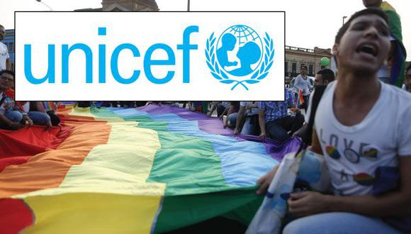 Unicef emite pronunciamiento contra crímenes de odio en Perú. (USI)