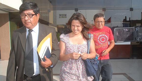 Magistrada Lozada quiere volver a escuchar a la joven. (USI)