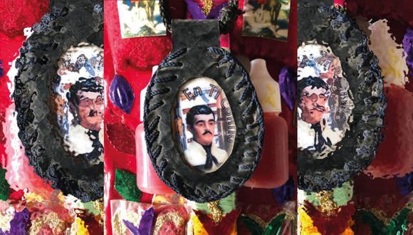 El santo patrón de los narcos llega a Telemundo. Foto: Esther Vargas