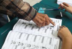 Elecciones 2020: Más de 24 millones de ciudadanos están habilitados para votar