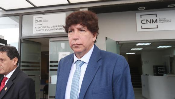 El Congreso removió a Iván Noguera de su cargo de consejero en 2018. (GEC)