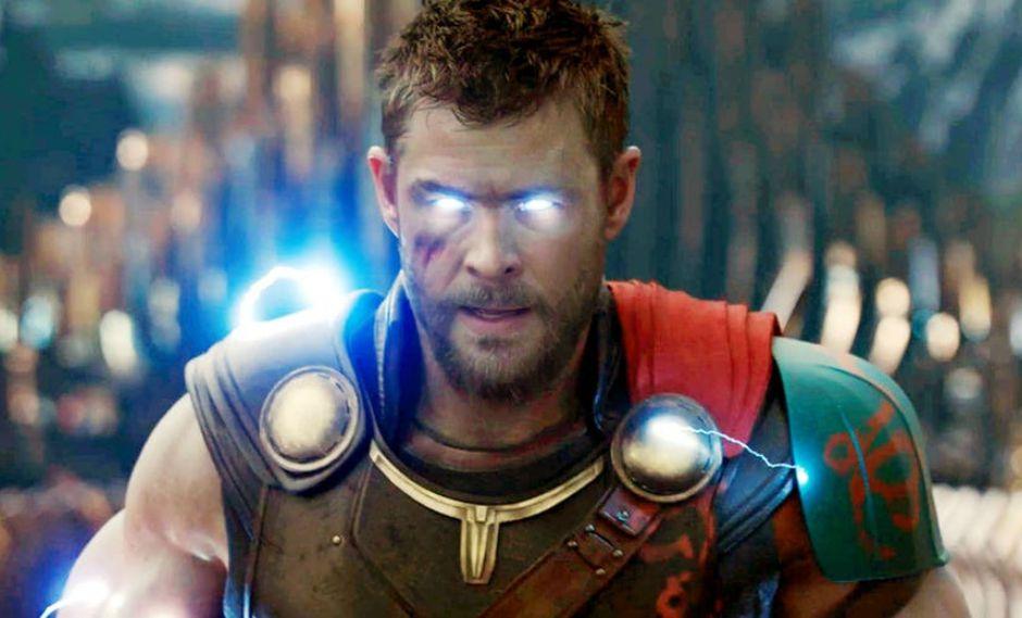 El actor Chris Hemsworth se despide de Thor tras interpretarlo por 7 años. (Foto: Marvel)